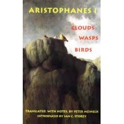 Aristophanes 1: Clouds, Wasps, Birds by Aristophanes