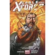 Cable And X-force Volume 4: Vendetta (marvel Now) by Salvador Larroca