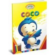 Gradinita Coloreaza - Coco
