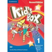 Kid's Box Level 1 Interactive DVD (NTSC) with Teacher's Booklet: Level 1 by Caroline Nixon