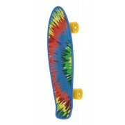 Skateboard copii Cruiserboard Pennyboard model Curcubeu 53cm