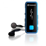 MP350 8 GB Flash MP3 Player - Black by Transcend