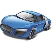 Revell Monogram Audi R8 Snaptite Build and Play Kit