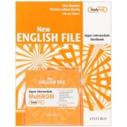 New English File Upper-Intermediate: Workbook with MultiROM Pack by Clive Oxenden