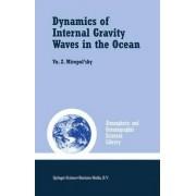 Dynamics of Internal Gravity Waves in the Ocean by Yu Z. Miropol'sky