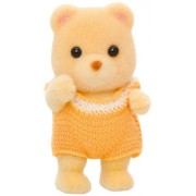 Sylvanian Families baby doll bear bear family (japan import)