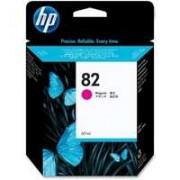 HP 82 Inkjet Cartridge Magenta C4912A