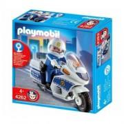 Playmobil Polizia 4262 Motocicletta