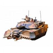 Tamiya Models M1A1 Abrams Tank With Mine Plow