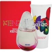 Kenzo Madly Kenzo! Комплект (EDT 30ml + Body Milk 50ml) за Жени