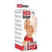 You2Toys Red Balloon Dildo z.aufpumpen