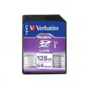 Card Verbatim SDXC 128GB Clasa UHS-1