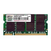 Transcend 1GB DDR1 333MHz Laptop Memory