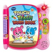 VTech Touch and Teach Word Book - Pink