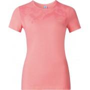 Odlo Signo Maglietta a maniche corte rosa M T-shirt casual