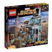 Конструктор ЛЕГО СУПЕР ХИРОУС - Нападение на кулата на отмъстителите, LEGO Super Heroes, 76038