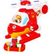WOW Toys Fire Rescue Rory - Brandweer Helicopter