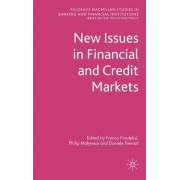 New Issues in Financial and Credit Markets by Franco Fiordelisi