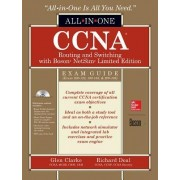 CCNA Routing and Switching All-In-One Exam Guide (Exams 200-125, 100-105, & 200-105), with Boson Netsim Limited Edition