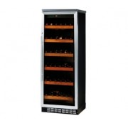 Vinoteca para 130 Botellas Cave Vinum CV-111-Inox 2 Temperaturas