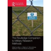 The Routledge Companion to Military Research Methods by Alison J. Williams