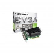 Gráficos Integrado de Tarjeta EVGA GeForce GT 730 1GB GDDR3 64-bit DVI/HMDI/VGA Low Profile Graphics Card 01G-P3-1731-KR