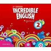 Incredible English: 2: Class Audio CDs (3 Discs)