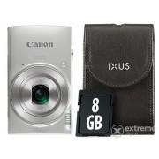 Aparat foto Canon Ixus 190 Essential kit, argintiu