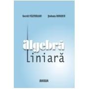 Algebra liniara.