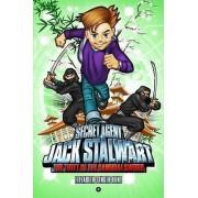 Secret Agent Jack Stalwart: Book 11: The Theft of the Samurai Sword: Japan by Elizabeth Singer Hunt