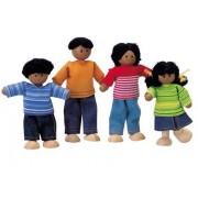 Ethnic Doll Family