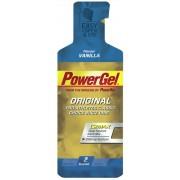 PowerBar PowerGel Original Żywność energetyczna Vanilla flavour niebieski/złoty Batony i żele energetyczne