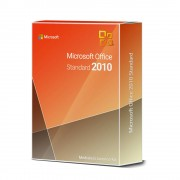 Microsoft Office 2010 STANDARD 2PC