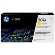 HP 507A gul LaserJet-tonerkassett, original