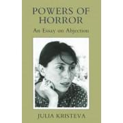 Powers of Horror by Julia Kristeva