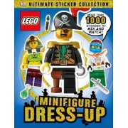 LEGO Minifigure Dress-Up! Ultimate Sticker Collection by DK