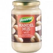 Dennree Bio Mandulakrém fehér 100% - 350g