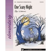 One Scary Night by Kim Williams