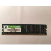 DDRAM PC3200 512 MO 400MHZ CORSAIR CASE 2,5