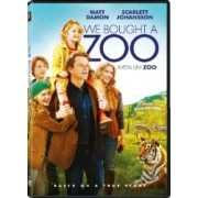 WE BOUGHT A ZOO DVD 2011