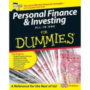 Personal Finance and Investing All-in-One For Dummies by Faith Glasgow