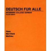 Deutsch fur Alle by Werner Haas