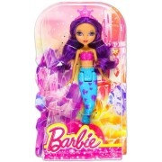 SIRENA BARBIE - MATTEL (BARBIE MINI MERMAID GEM DNG07-DNG09)