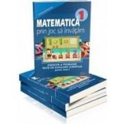 Matematica cls 1 - Prin joc sa invatam - Exercitii si probleme Teste de evaluare sumativa - Cristina Botezatu