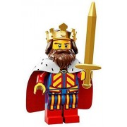 LEGO Minifigures Series 13 Classic King Minifigure [Loose] by LEGO