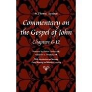 Commentary on the Gospel of John: Bks. 6-12 by Saint Thomas Aquinas