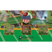 Playbook Football- Wooden Game
