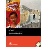 Macmillan Readers China Intermediate Reader & CD Pack by Jennifer Gascoigne