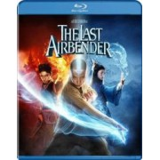 THE LAST AIRBENDER BluRay 2010