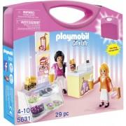 Playmobil Meeneemkoffer City Life - 5631